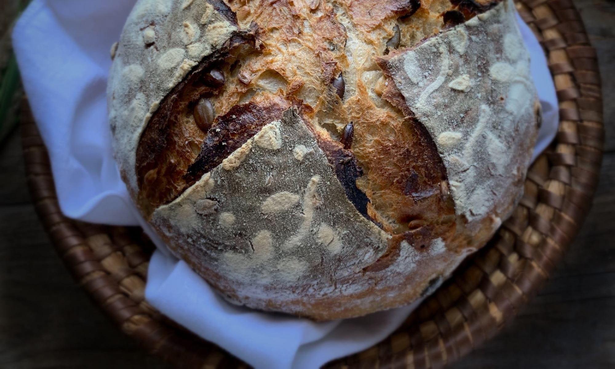 Vůně chleba